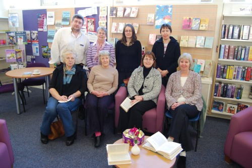 The Forest Town Library Book Group