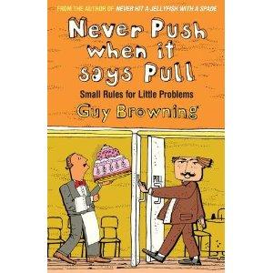 Bibliothèque : Vos lectures et vos écrits - Page 4 Never-push-when-it-says-pull